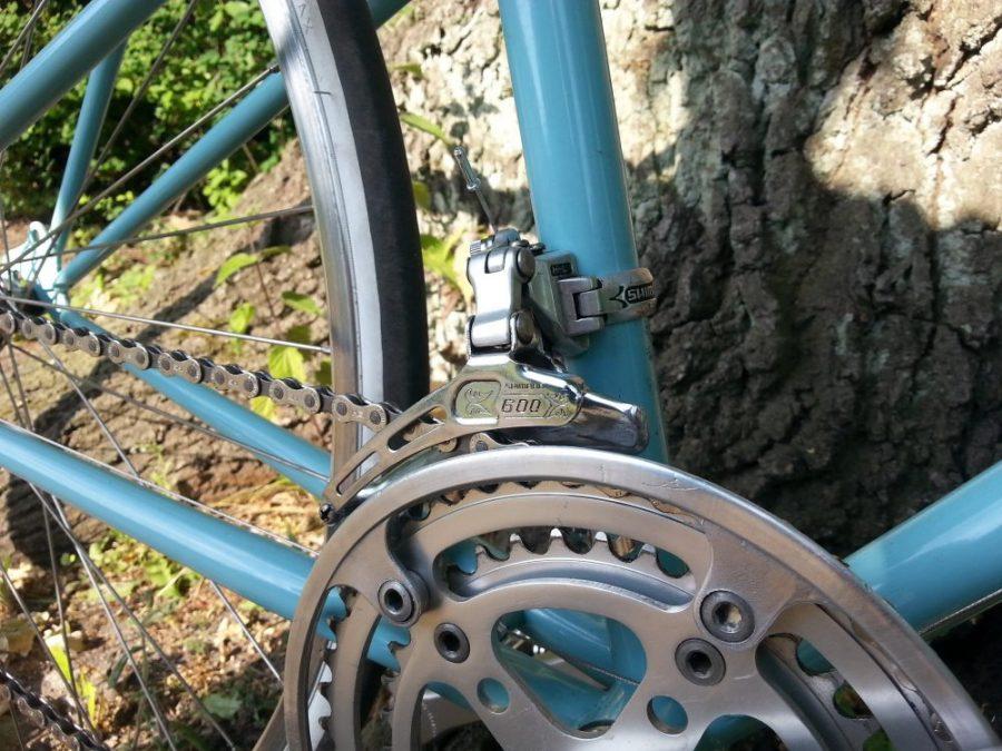 Peugeot Damenrennrad Carbolite