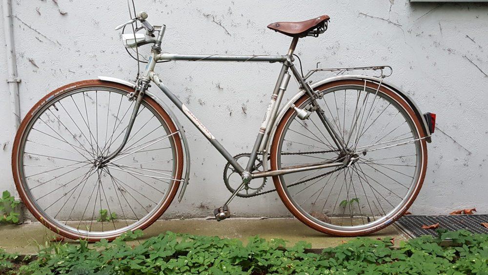 Fahrrad Oldtimer Diamant Modell 35202