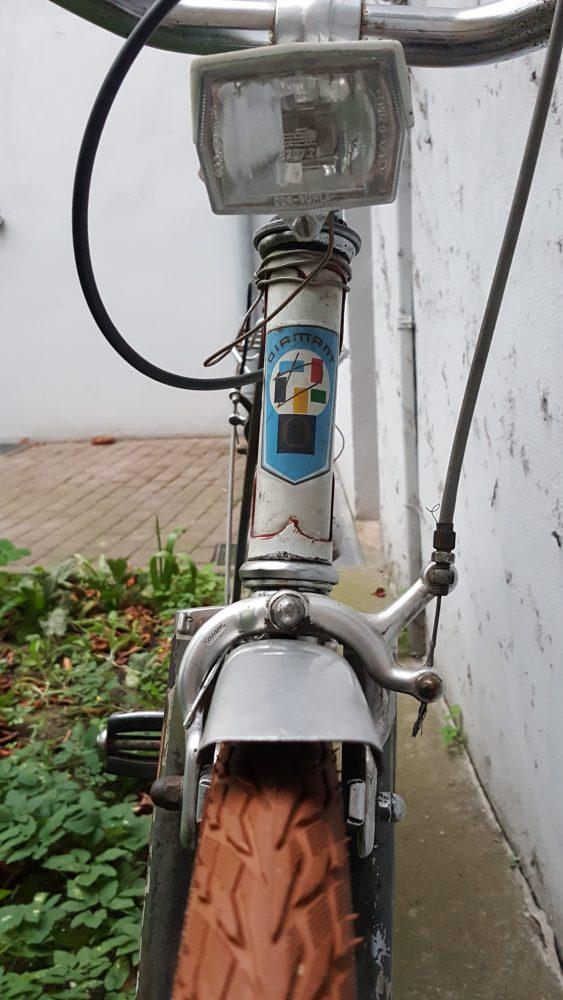 Fahrrad Oldtimer Diamant Modell35202