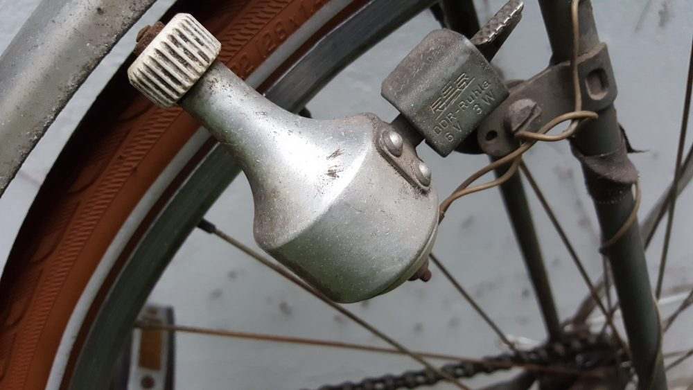 Fahrrad Oldtimer Diamant Modell 35202 FER Dynamo