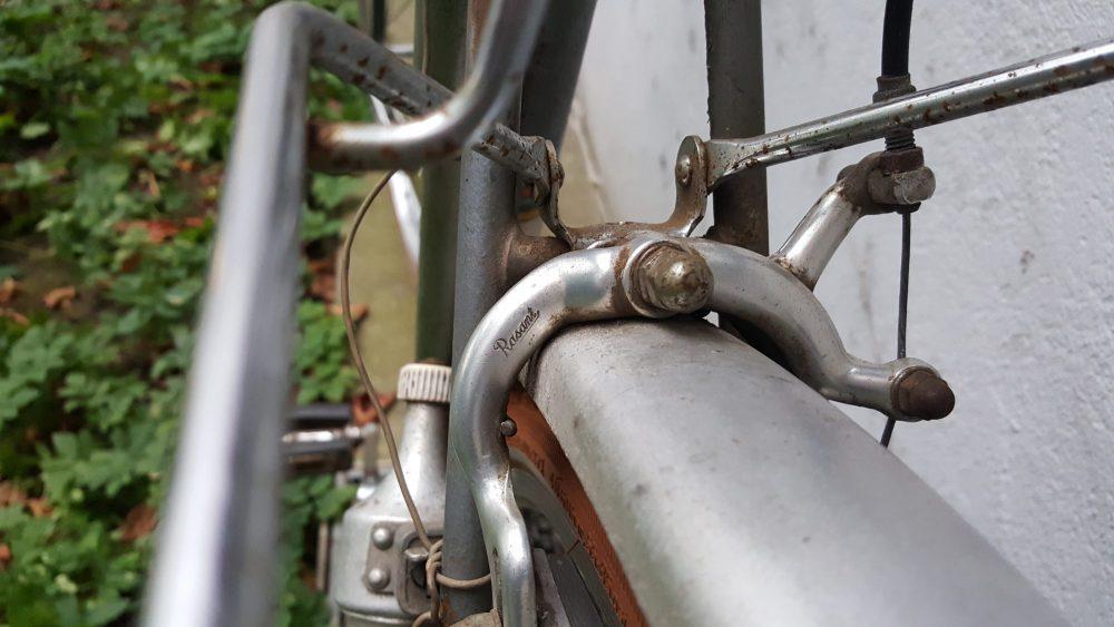Fahrrad Oldtimer Diamant Modell 35202 Rasantbremse