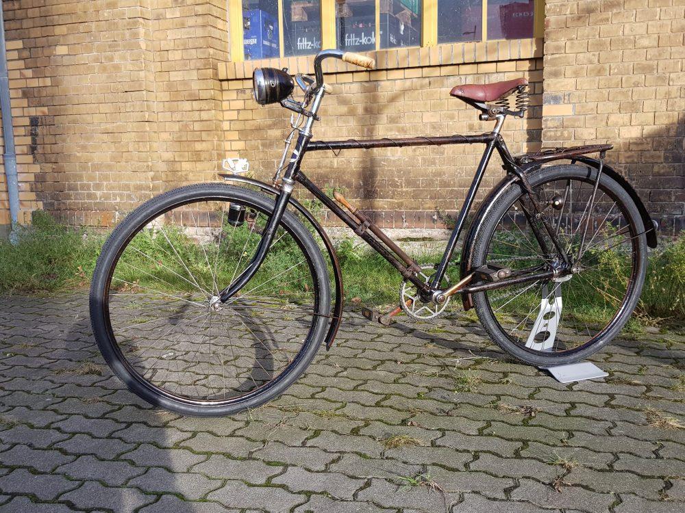Phänomen Oldtimer Fahrrad