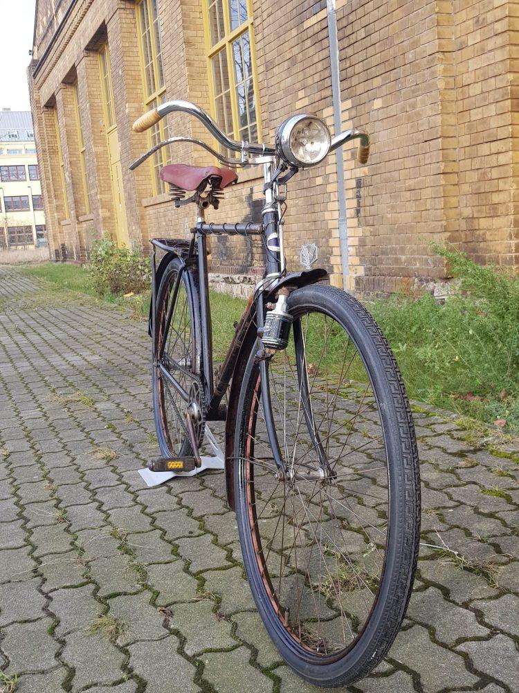 Phänomen Oldtimer Fahrrad 30er Jahre
