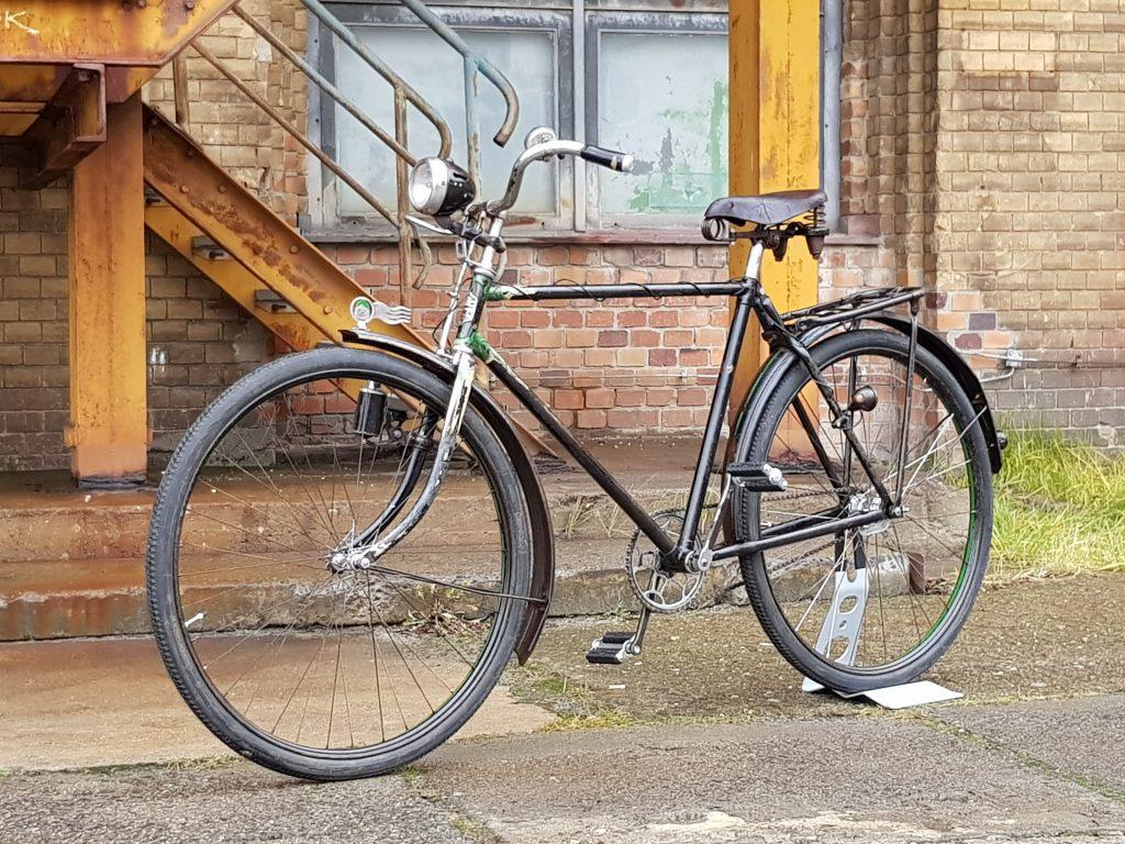 Oldtimer fahrrad Diamant Modell 82