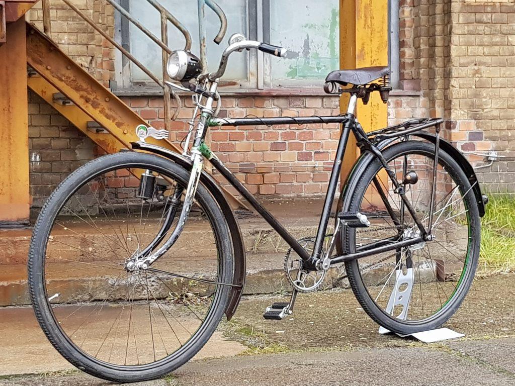 Restaurationen Diamant Modell 82 Oldtimer Fahrrad 30er Jahre