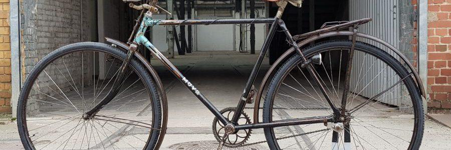 Möve Oldtimer Fahrrad 28 Zoll Vintage DDR