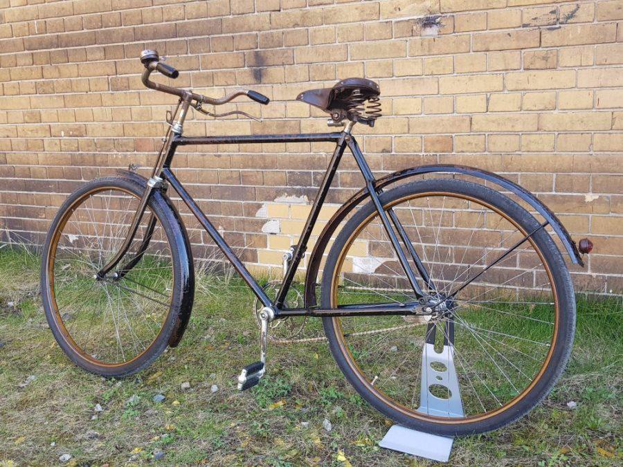 herrenfahrrad wanderer 28 zoll baujahr 1934 past bikes. Black Bedroom Furniture Sets. Home Design Ideas