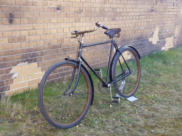 Herrenfahrrad Wanderer Oldtimer Fahrrad Modell Continental