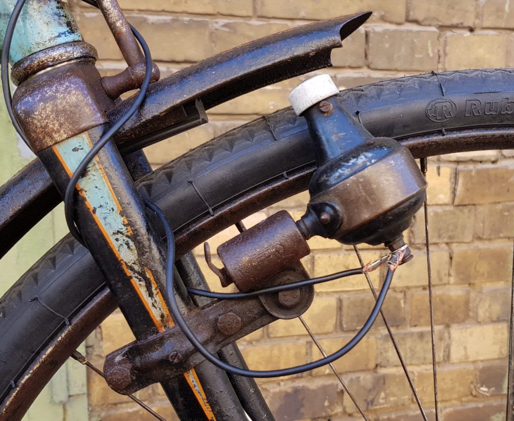 Möve Oldtimer Fahrrad