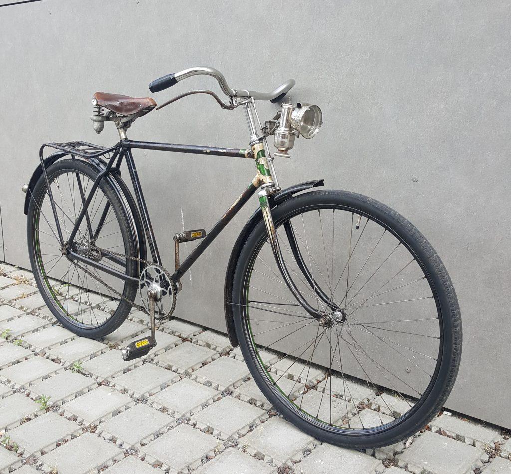 Wanderer Fahrrad