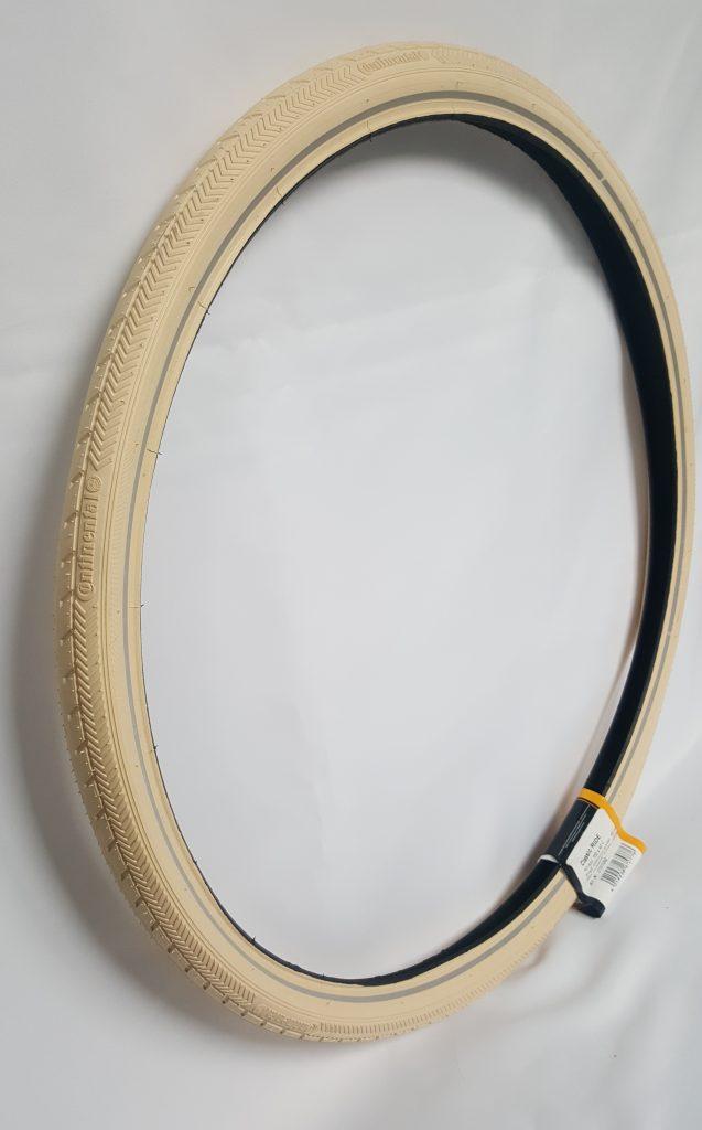 Fahrradreifen Continental Classic Ride Creme