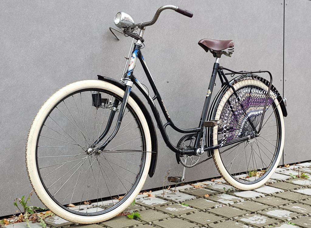 Vintage Damenrad Original Standard
