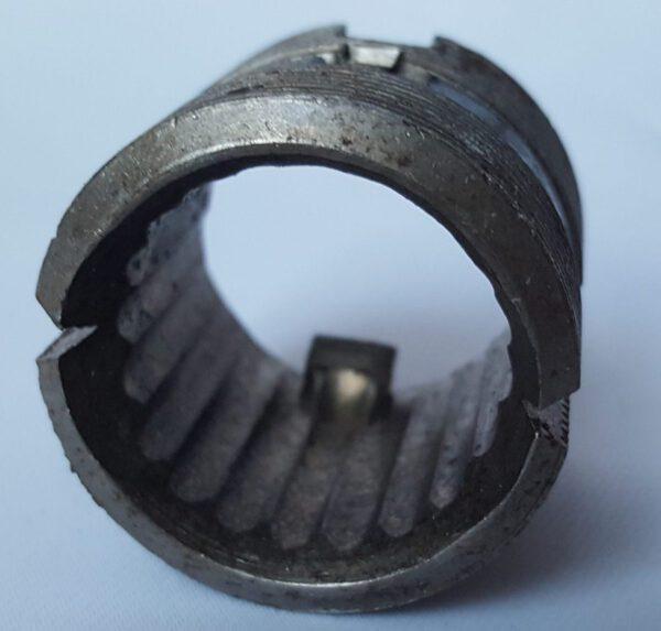 Bremsmantel Torpedonabe