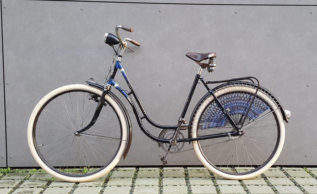 Hercules Damenfahrrad Oldtimer Fahrrad