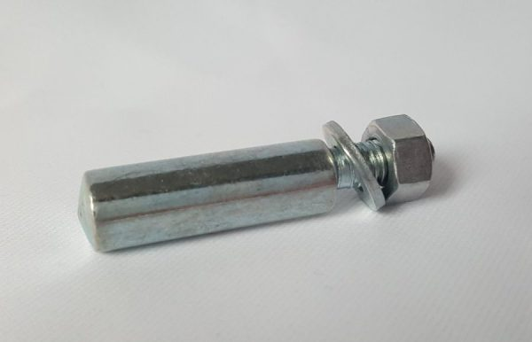 Kurbelkeil 9,5 mm Langer Anschliff