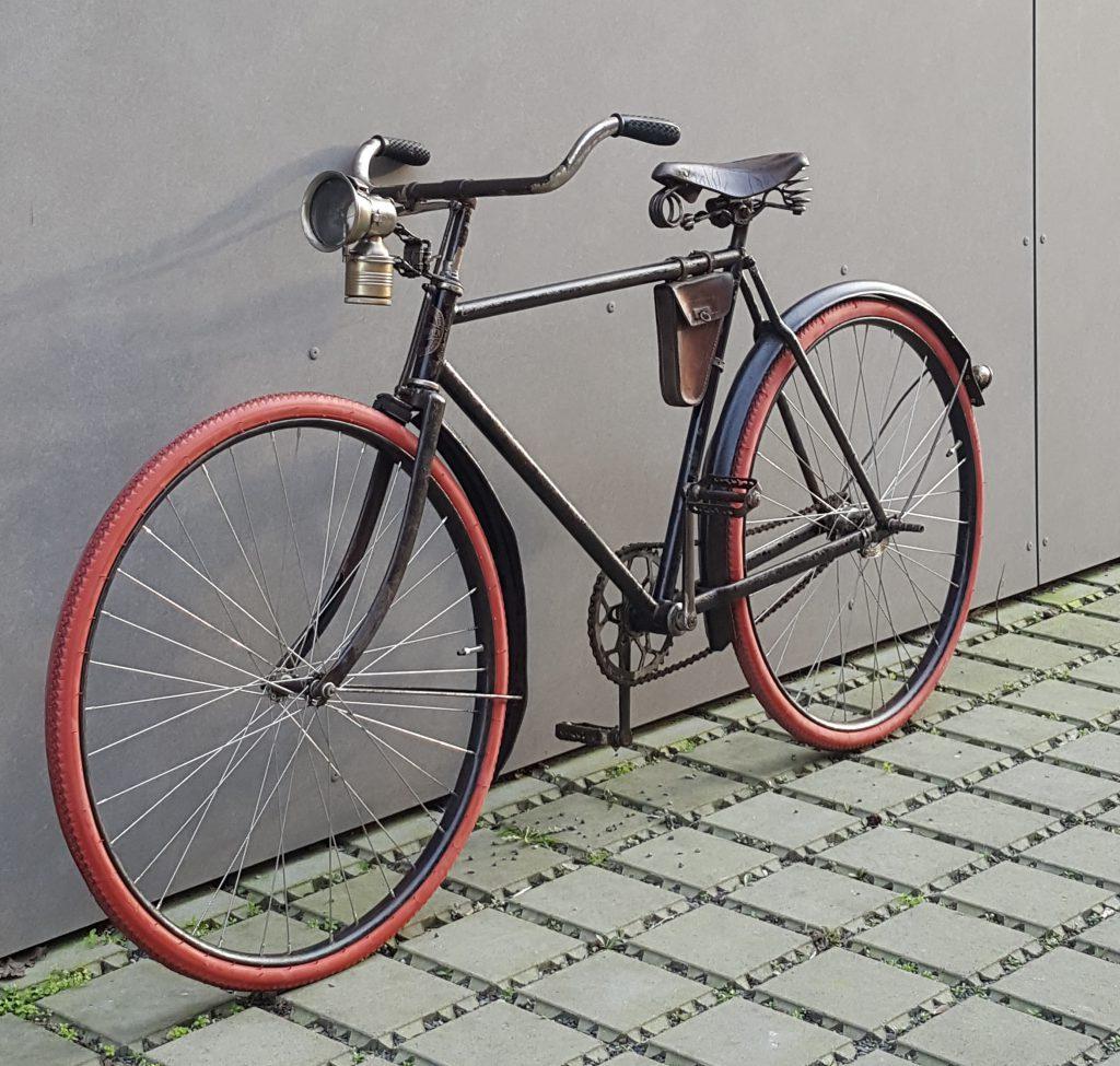 Phänomen Oldtimer Fahrrad 20er Jahre