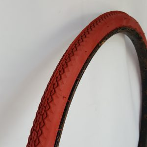 Wulstreifen Rot