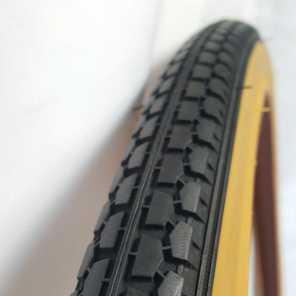Filmer Fahrradreifen Gelbwand
