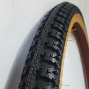 Fahrradreifen Filmer 26 Zoll Gelbwand