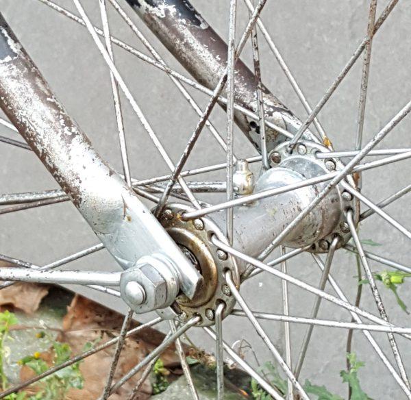 Gritzner-Kaiser Herren Fahrrad Chrom Modell