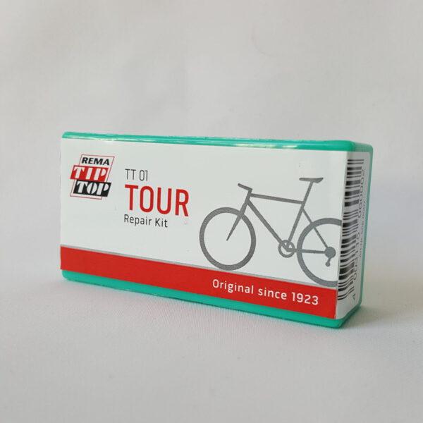 Fahrrad Flickzeug 7 Teilig