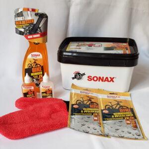 Sonax Bike Pflegeset 7 Teilig