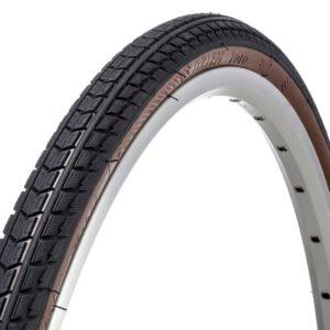 AMIGO Fahrradreifen 26 x 1,75 (47-559) schwarz/braun-622_zwart_bruin_2_249369