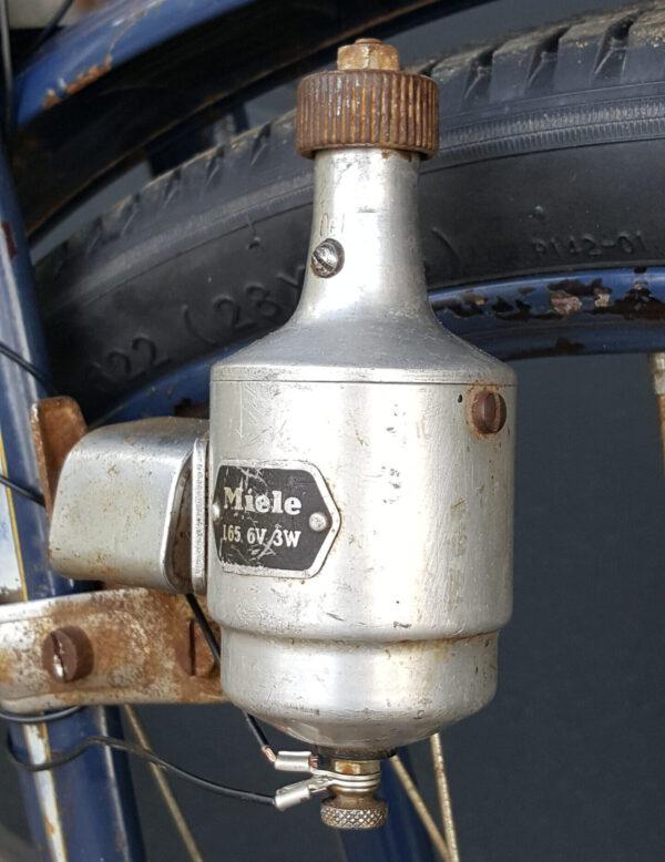 Miele Original Herrenrad Klasse 12 Blau