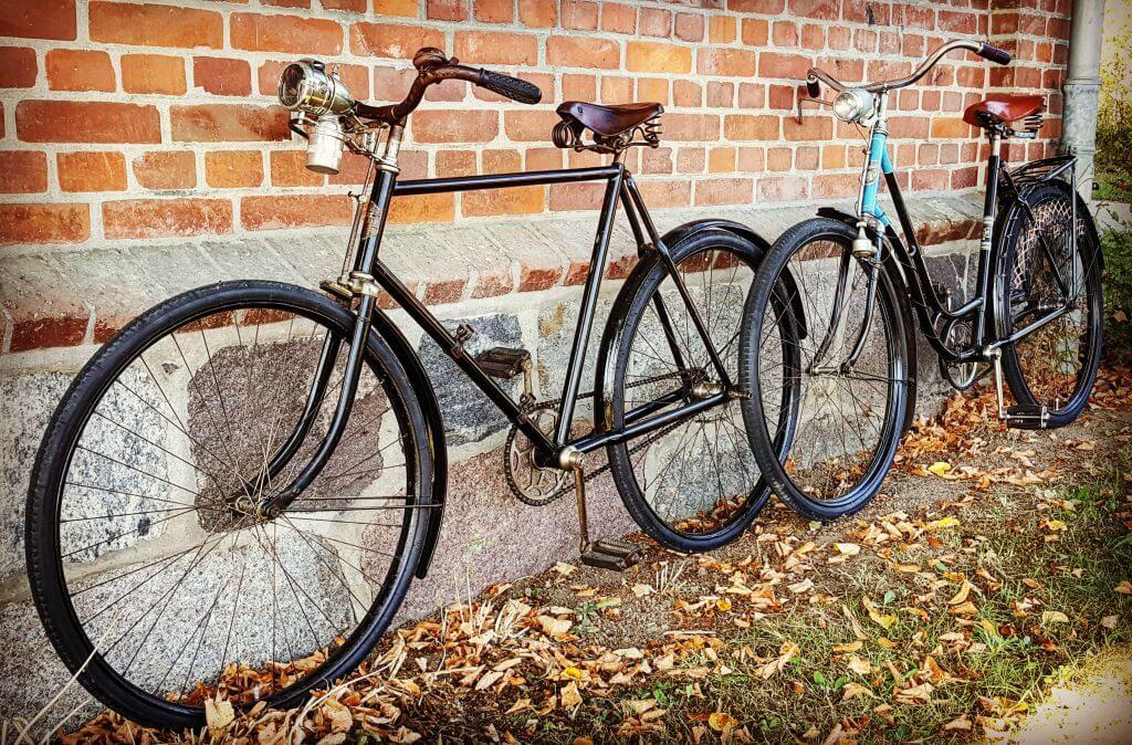 Oldtimer Fahrräder
